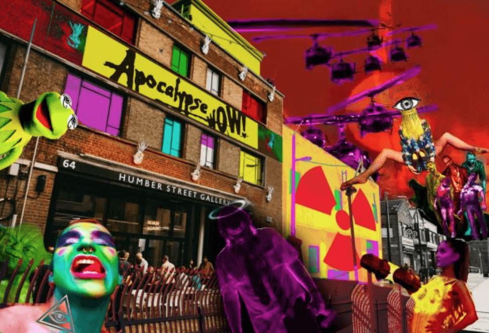 Live Art Bistro Present Apocalypse Wow!
