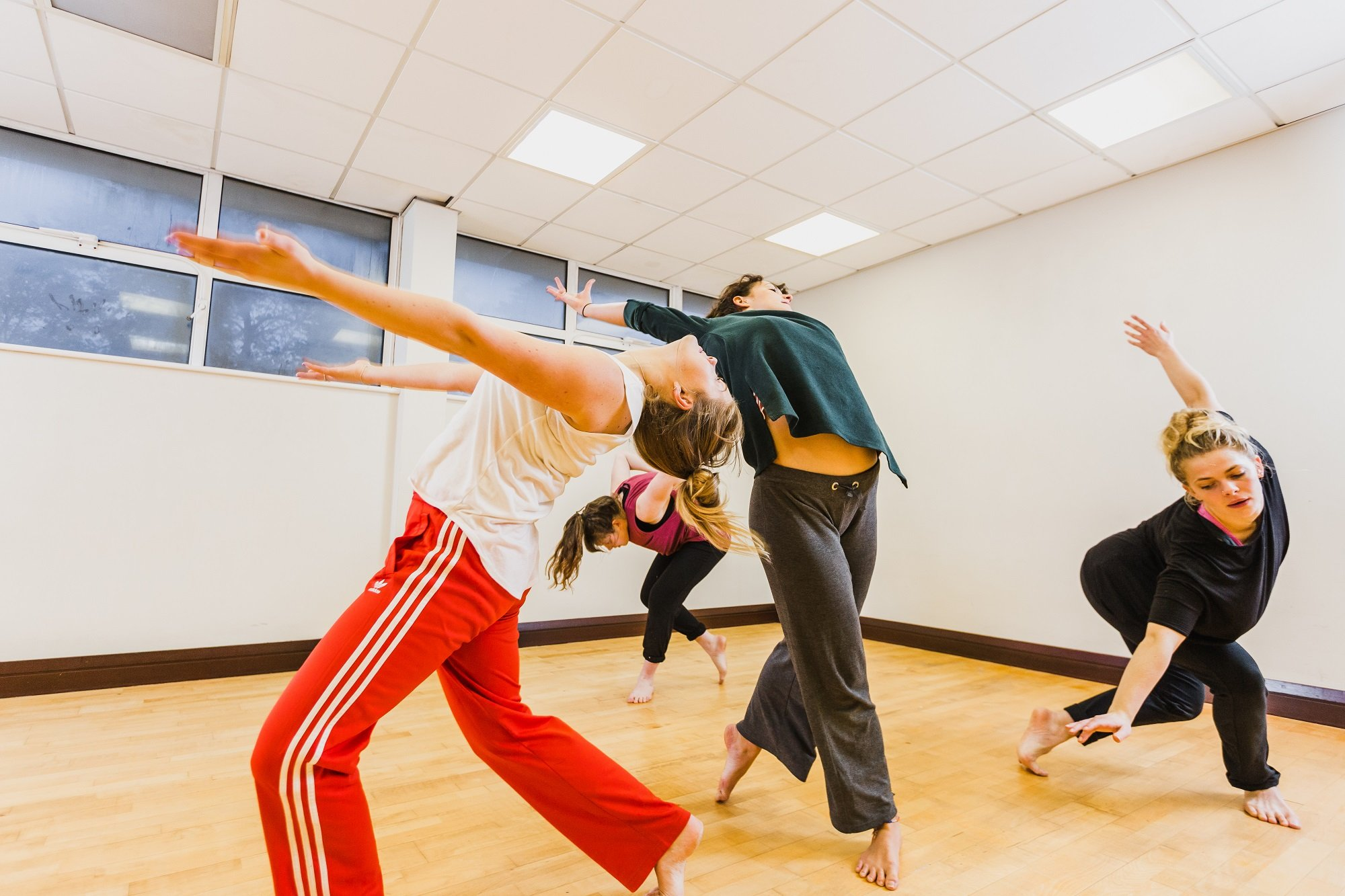 New exchange programme for city's dancers launched by Absolutely Cultured