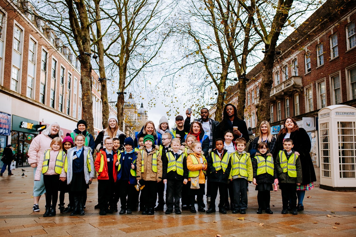 Hear Hull's future brought to life by the city's children this February half term