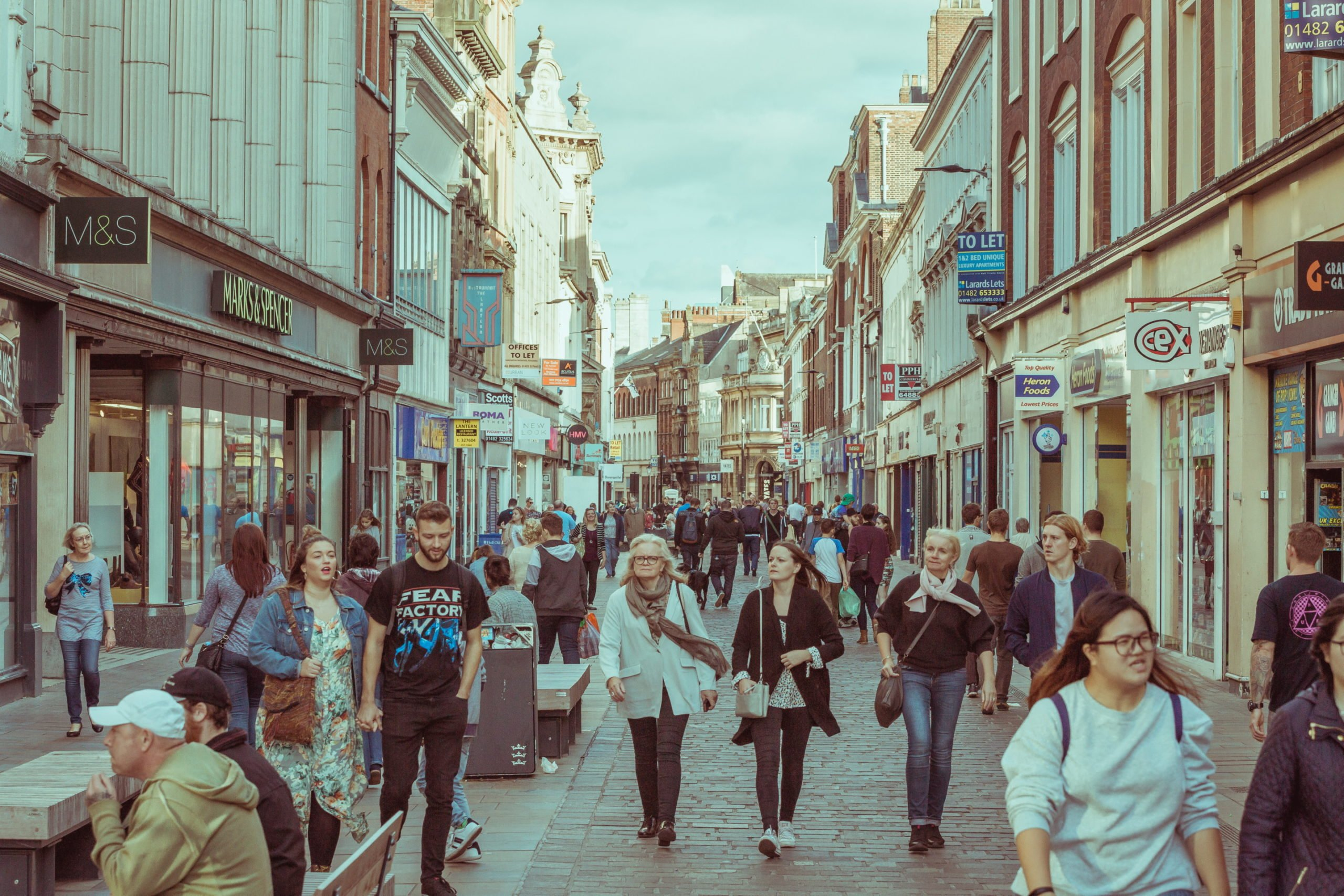 High Streets Heritage Action Zones' cultural programme awards £6M grants