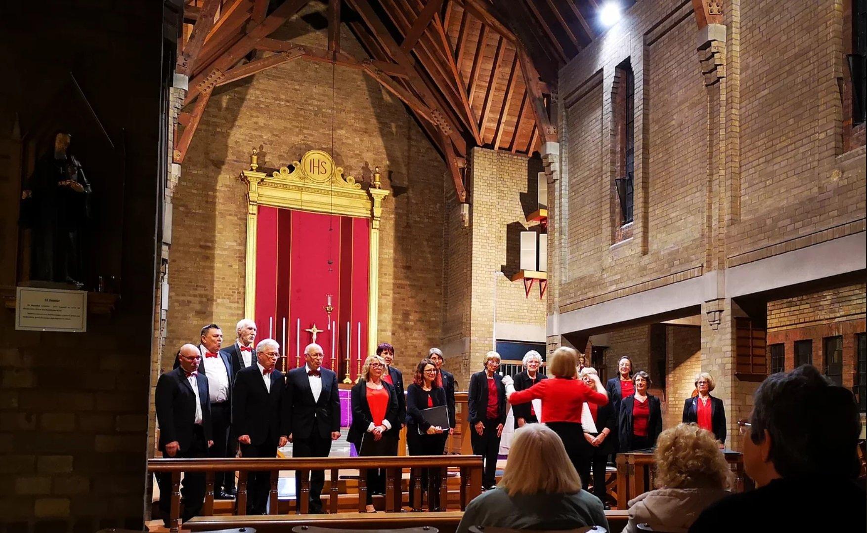Dagger Lane Singers. Images property of Greatfield Community Choir © Daniel Watts